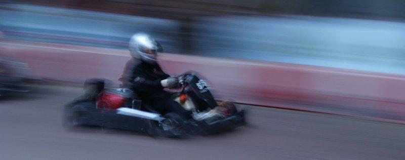 kartrennen